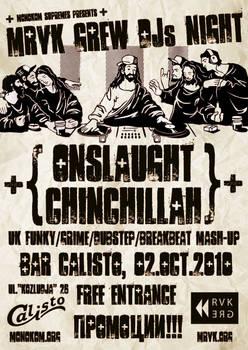 MVRK CreW poster