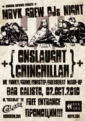 MVRK CreW poster by mashine