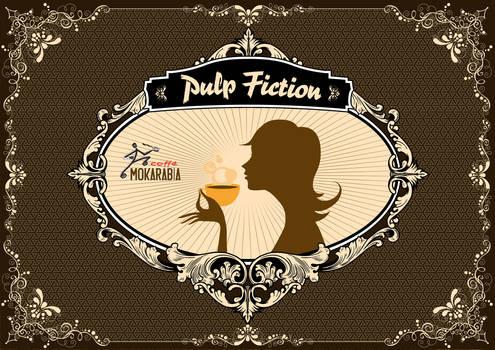 Pulp Fiction BAR  MOKARBIA pad