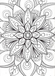 Mandala 001 by gracefullyinfinite