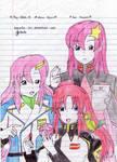 3 Gundam SEED Gals