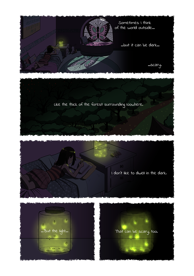 This Place Called Nowhere Page 5/5 by BlueCorvid