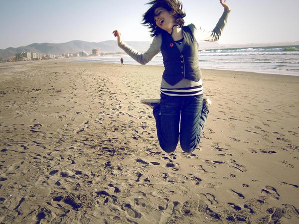 前へ 幸せになれる!ハッピー ジャンプ!Jump! ...