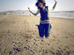 Jump and scream by krmenxa
