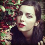 Wine lips by krmenxa
