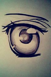 Yuki's Eye by VampireCatz