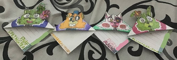 My FNaF Bookmarks