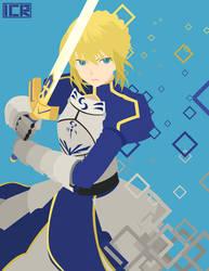 Fate Zero- Saber