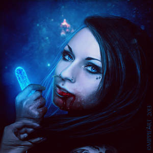 A Vampire's Soul by TriZiana