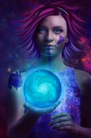 The Magick in Me by TriZiana