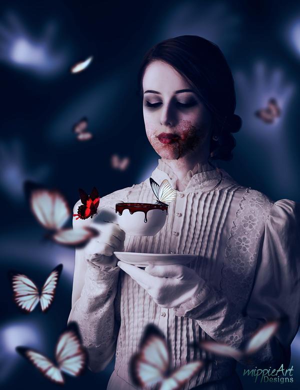Tea Time by TriZiana