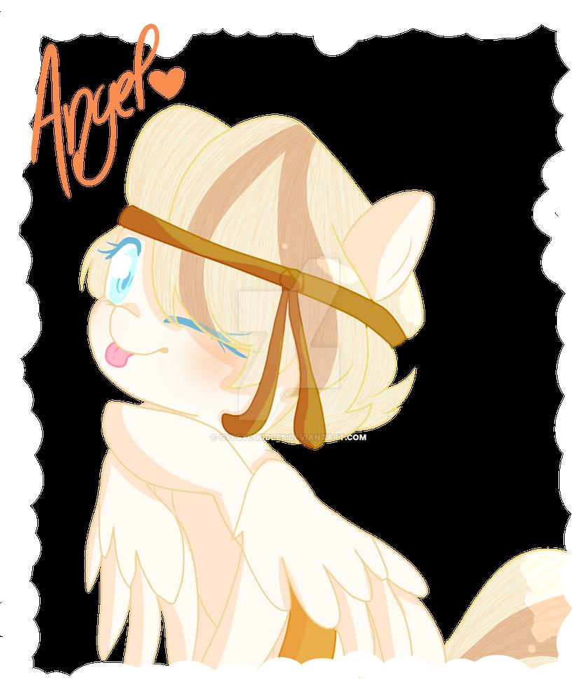 Angel - Fanart by GypsyCuddles