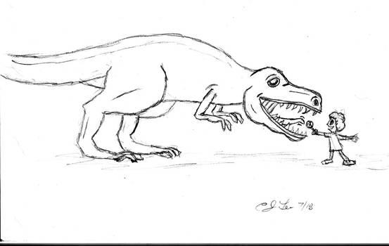 Something Silly #2 - Sketch
