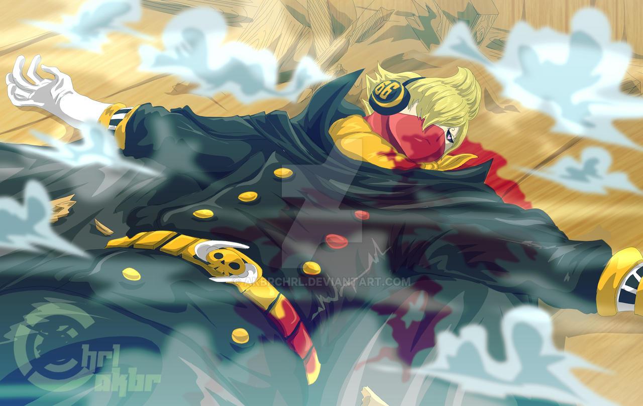 One Piece Sanji S Death By Akbrchrl On Deviantart
