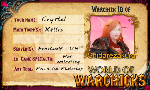 World of Warchicks ID by shidarezakura