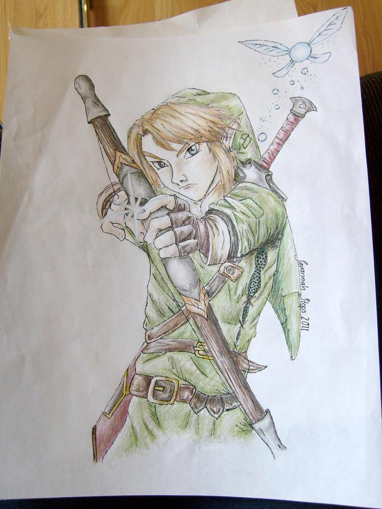 Zelda-Link by Lightningstar0210837