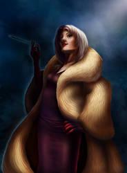 De Vil Woman by Sarky-Sparky