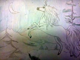 Pottermore Unicorn