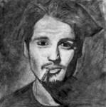 Johnny Depp - Portrait