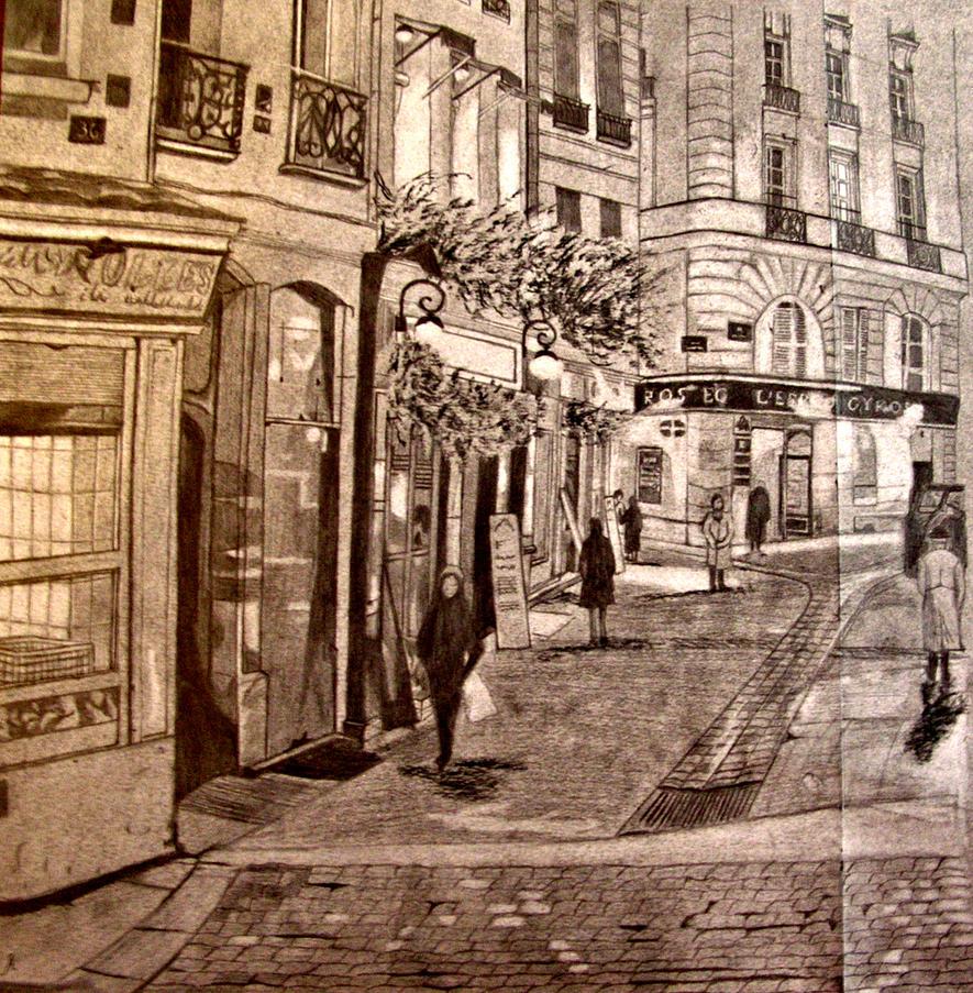Paris Est Une Fete By Annabubblegum On Deviantart