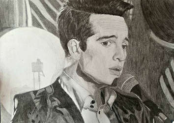 Brendon Urie - Death of a Bachelor by AnnaBubblegum