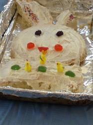 Yay Easter Cake!!! by mikaelalovesteletuby