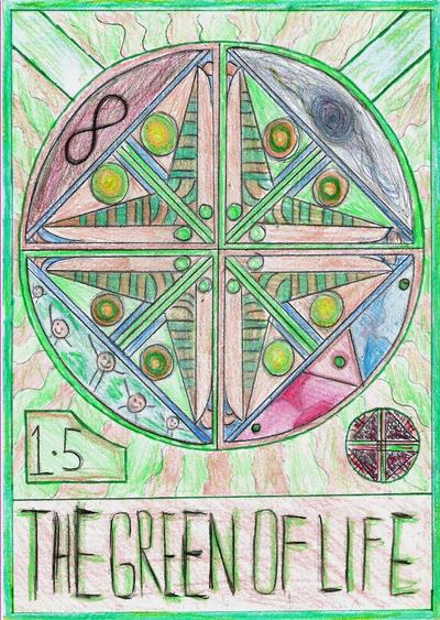 1.5 - The Green Of Life by andraaaaa