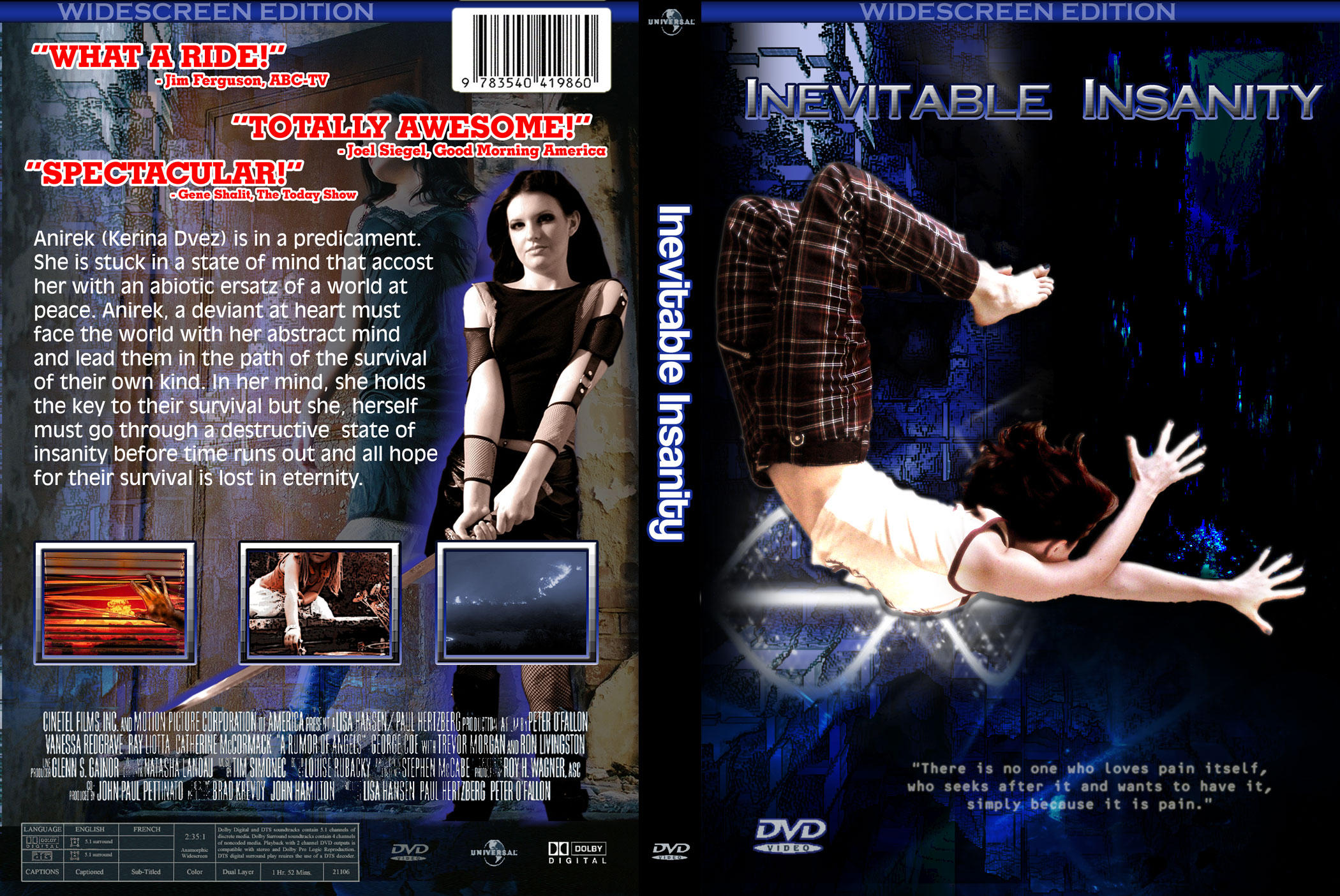 KHS DVD COVER DESIGN PROJECT by clashed on DeviantArt