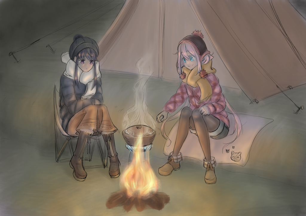 Some laid back camping by ARHDian