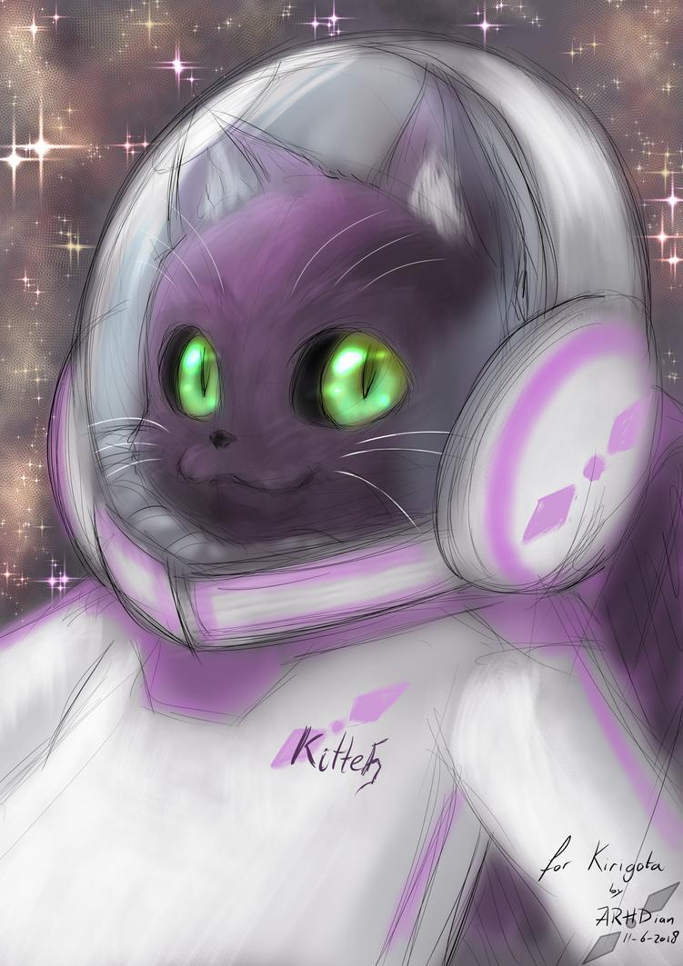Space Kiiteh by ARHDian