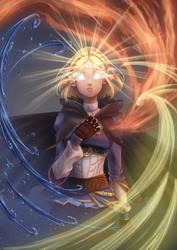 Zelda by ARHDian