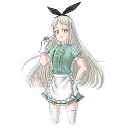 Appreciation Day: Hideri (colour) for Minty