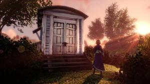 BioShock Infinite Shed by Usmovers02