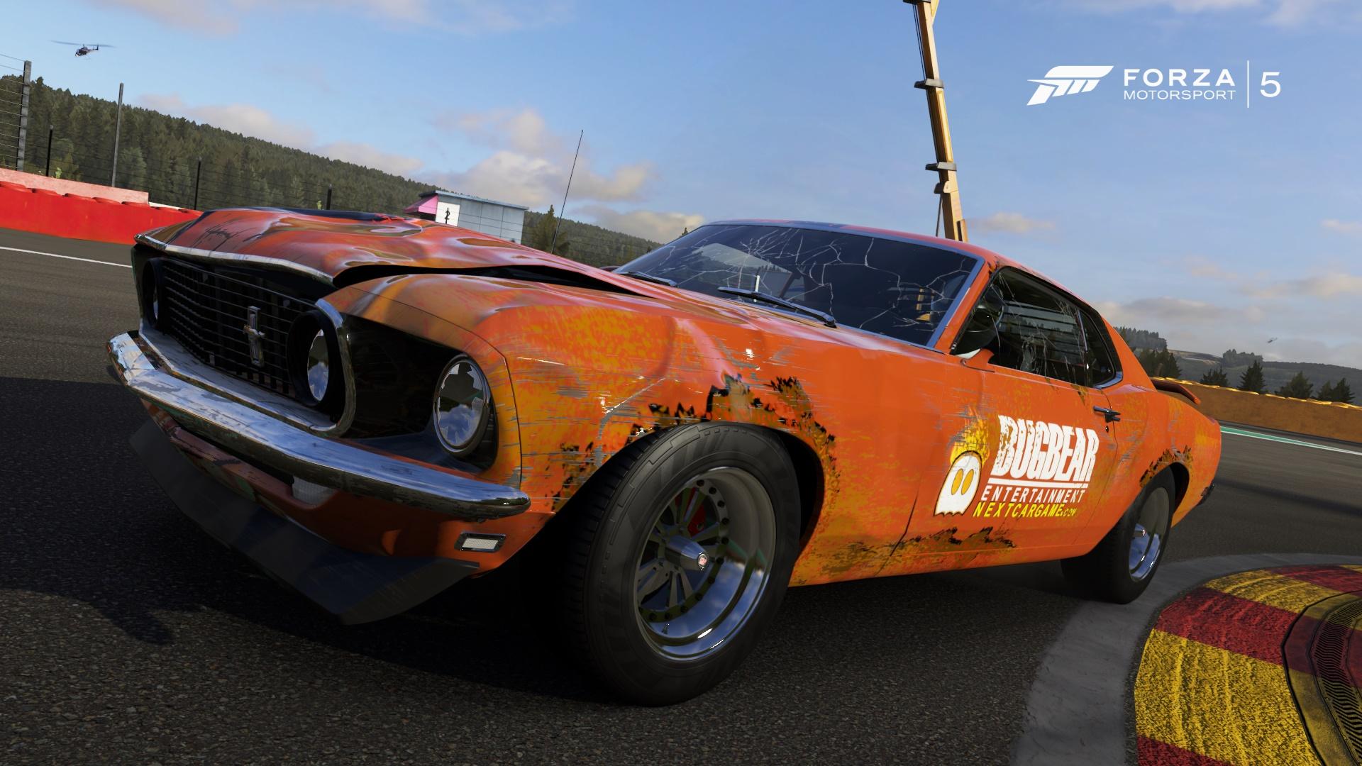 Bugbear s next car game - Wreckfest