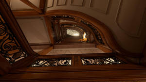 Titanic Honor and Glory Grand Staircase