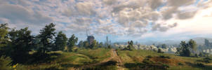 The Witcher 3 Landscape
