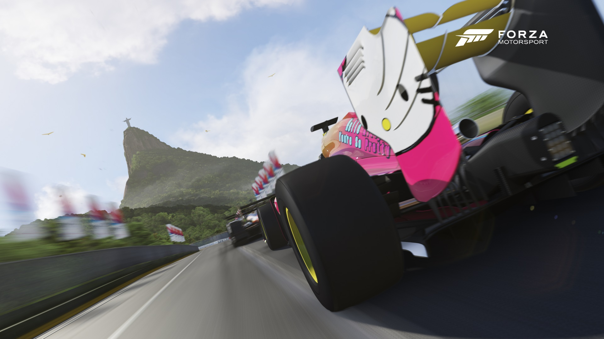 Good Wallpaper Hello Kitty Car - forza_6_hello_kitty_f1__d_by_usmovers02-d99v4d7  Collection_933017.jpg