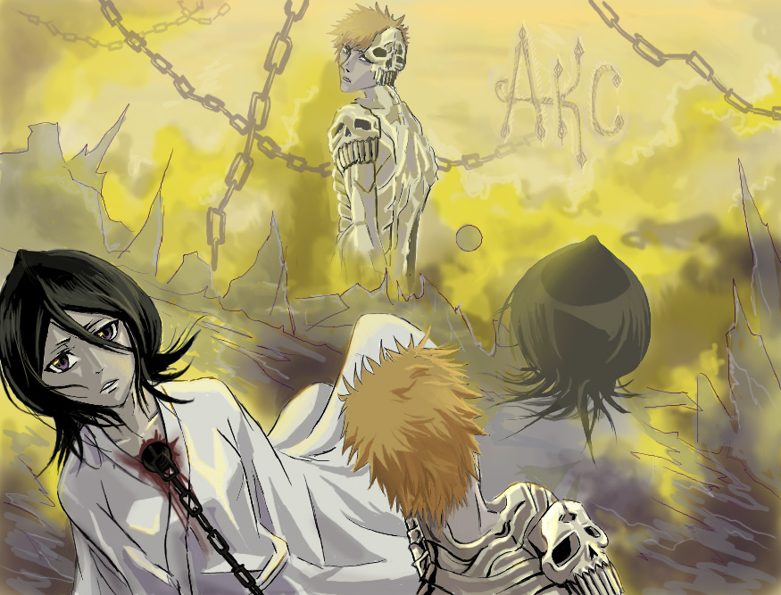 """Bleach """"The Gates of Hell"""" by DoubleRagnarok"""