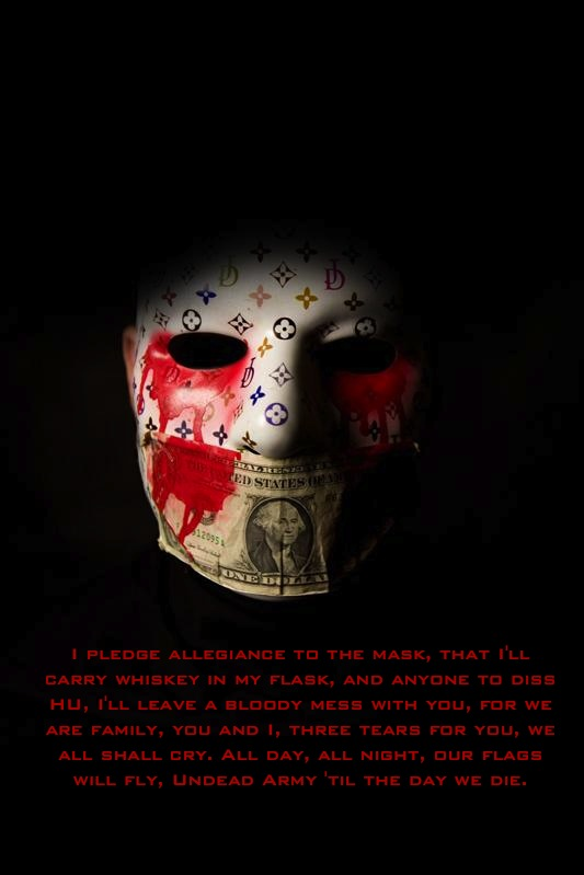Hollywood Undead J-dog poem  by TheTophatAndMonocle on DeviantArt