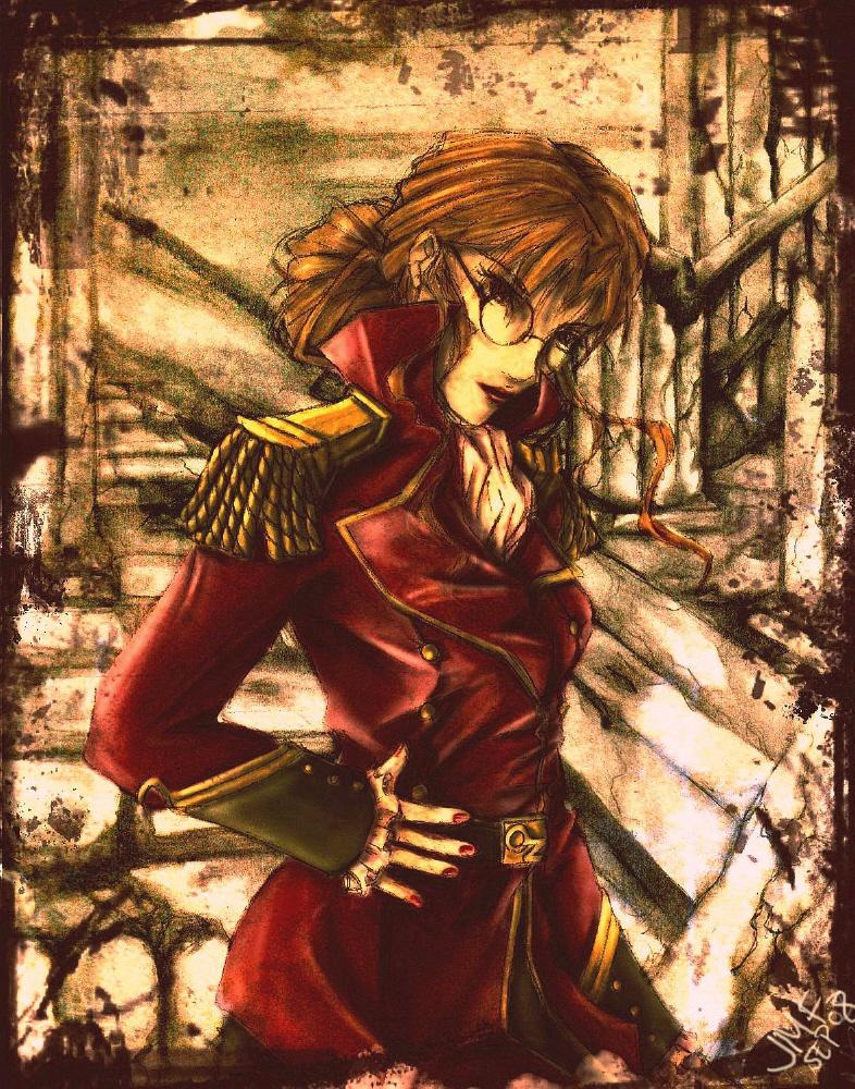 GW: Lady Une by zephryn86
