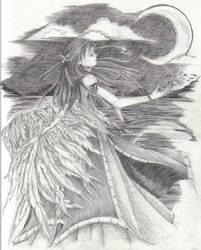 moonlight angel by zephryn86