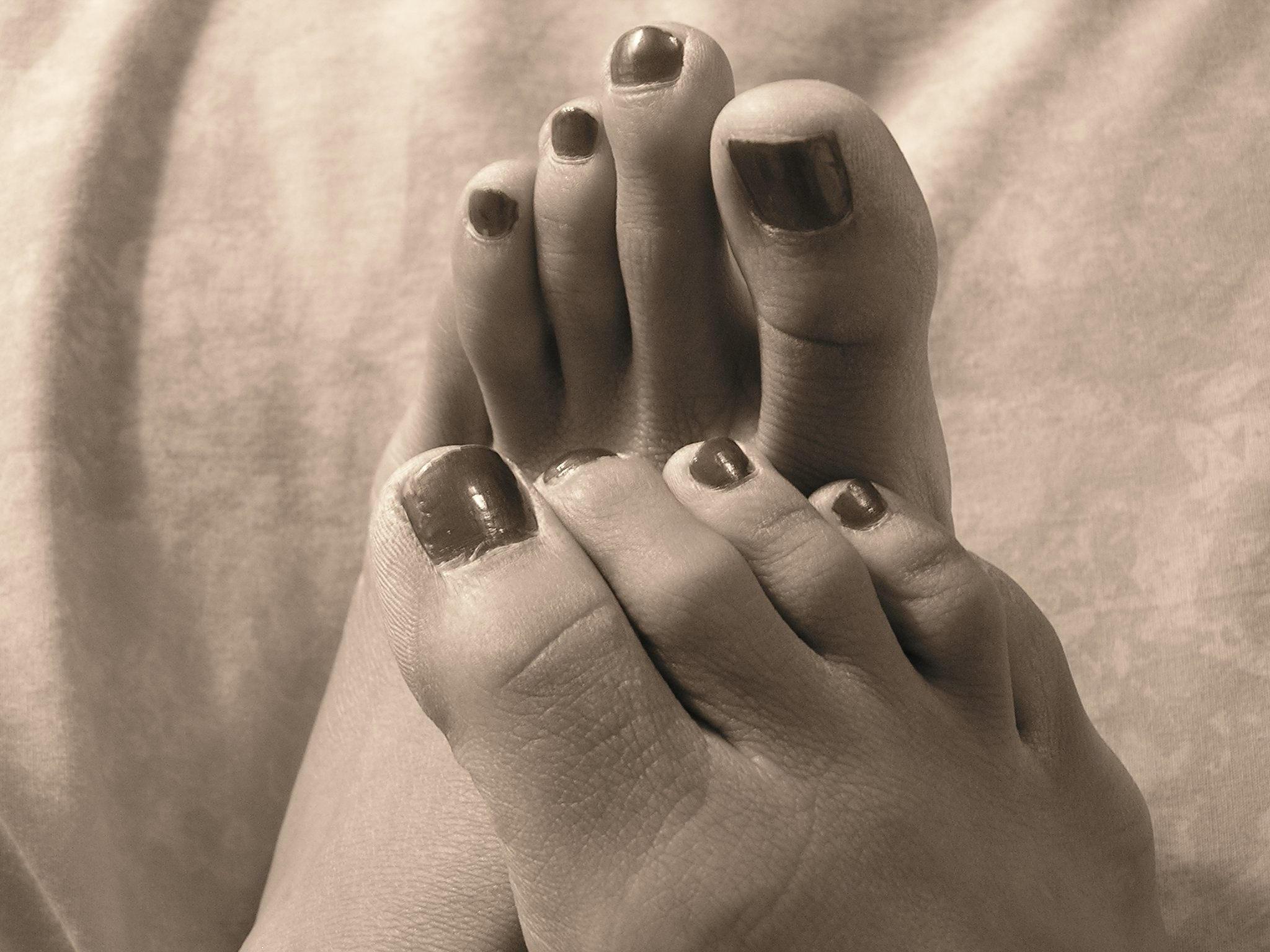 Feet by kisforkitten
