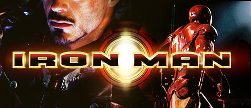 Iron Man Banner by famira