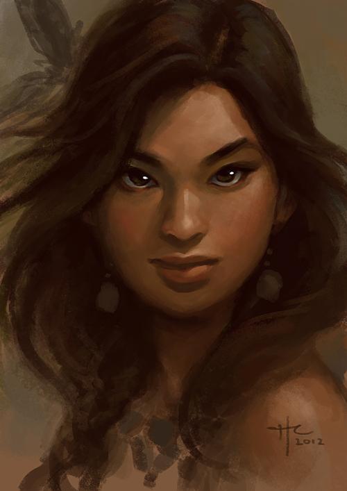 Arawak by Rustveld on DeviantArt
