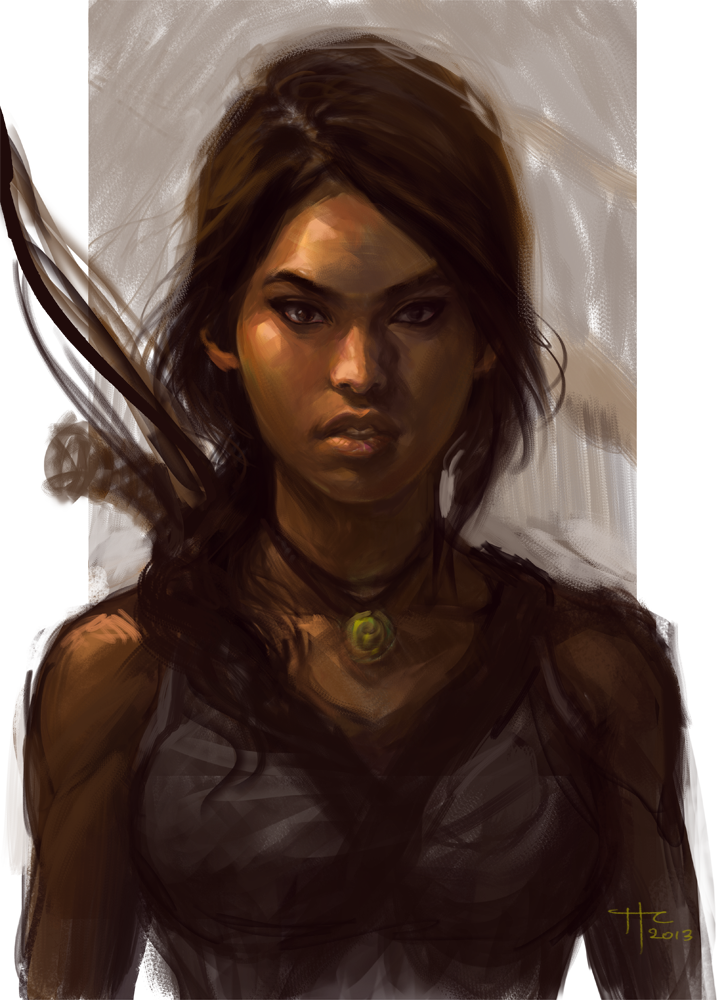 Tomb Raider by Rustveld