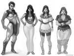 4 female archetype exploration