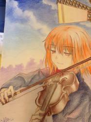 .:Violin Sonata *FINISHED*:. by AbyssFantasies