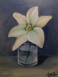 .:Lonely Lily:. by AbyssFantasies