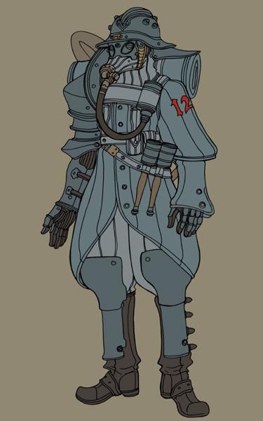Trooper by spacegoblin
