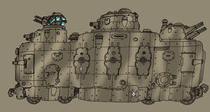 Carriage by spacegoblin